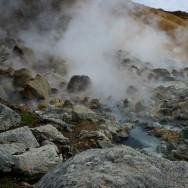 Steam, Iceland | © Marijn Engels, May 2010