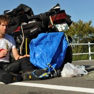 Tired and drying stuff, Twin Ring, Motegi, Japan | © Marijn Engels, October 2012