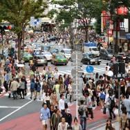 Shibuya crossing, Tokyo, Japan | © Marijn Engels, October 2012