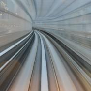 Yurikamome Railway, Tokyo, Japan | © Marijn Engels, October 2012