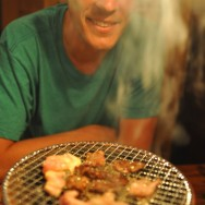 First German named 'Pierre' I ever met! Nice dude, Yakushima, Japan | © Marijn Engels, October 2012