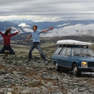 Blaho mountain road, Norway (08-2011)