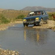 Flooded piste, Albania (08-2008)