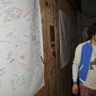 The 'Was 2013' and 'Will be 2014' wall