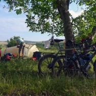 Wild camping, Moldova